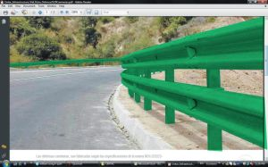Bohai Highway Guardrail Roll Forming Machine pictures & photos