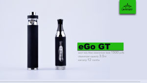 Boluvaper High Quality Fashionable EGO Gt E Cigarette with 900mAh 1100mAh EGO Battery