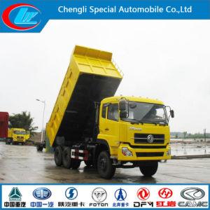 25 Ton Dump Truck 6X4 Dump Truck pictures & photos