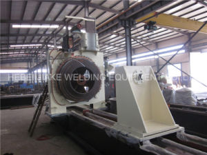 PLC Wedge Wire Griddle Filter Pipe Mesh Welding Machine pictures & photos