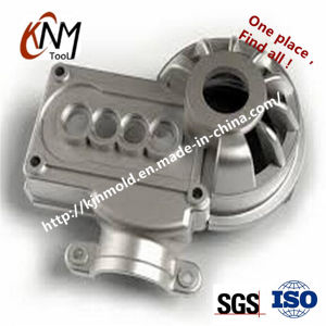 China Mould Manufacturer Supply High Pressure Metal Die Casting Mould pictures & photos