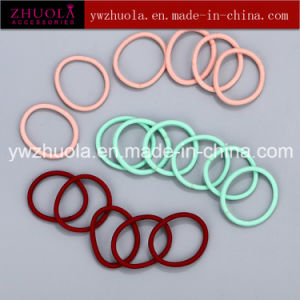 Rubber Metal Free Hair Band pictures & photos