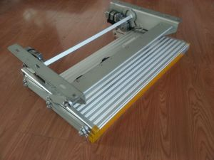 Quality Low Price Manual Fold Truck Step for Van Motorhomes RV with LED Light and Ce Certificate pictures & photos