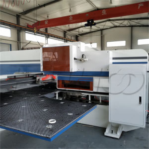 Mechanical Sheet Metal Hole CNC Turret Punching Machine for Sale pictures & photos