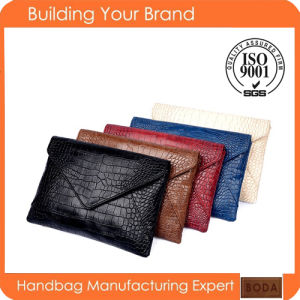 Wholesale Promotional Fashion Women Clutch Bag pictures & photos
