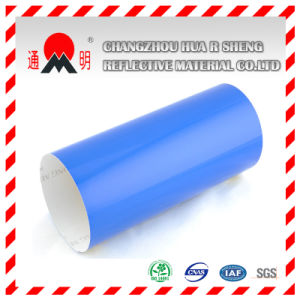 Blue Engineering Grade Reflective Sheeting for Traffic Sign (TM7600) pictures & photos