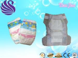 Printed and Ultra Soft Baby Diaper with Good Quality pictures & photos