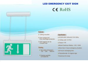 2016 Popular LED Emergency Light (PRS112)