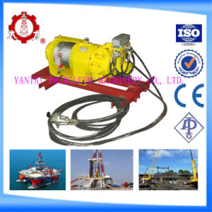 1 Ton Remote Control Small Air Winch pictures & photos