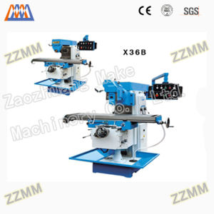 Horizontal Knee Type Milling Machine pictures & photos