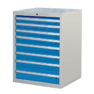 Westco Tool Cabinet with Drawers (Drawer Cabinet, Workshop Cabinet, ML-1200-8)