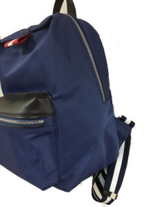 China Supplier Washed Fabaric Backpack / Waterproof Fabric Backpack (1607-44) pictures & photos