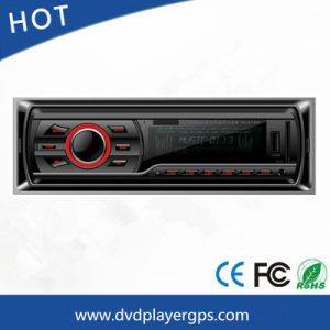 New Car MP3 Player One DIN FM Transmitter for USB/SD/MMC/Slot with Remote Controlle pictures & photos