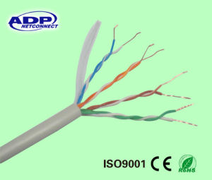 China UTP Cat5e Cable/Network Cable/LAN Cable pictures & photos