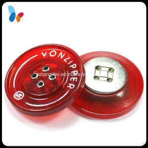 Custom Large Size Plastic Combination Button Four Holes Button pictures & photos
