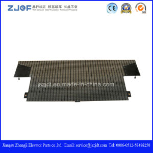 Escalator Parts Floor Plate Comb Carrier&Landing (ZJSCYT CL003)