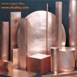 Uns C18150 Cucr1zr Copper Hexagonal Bars pictures & photos