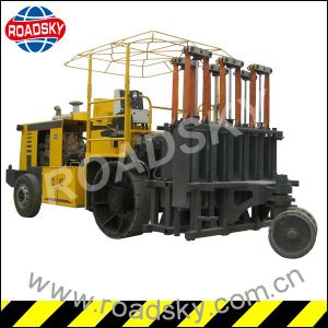 Hydraulic Mobile Concrete Crushing Equipment for Pavement Recycling pictures & photos