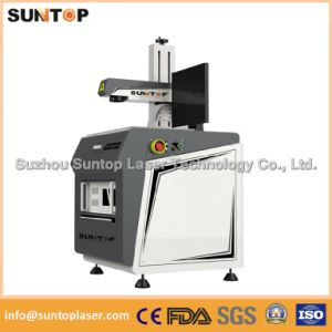 Data Matrix Laser Marking Machine/Bar Code Laser Marking Machine pictures & photos