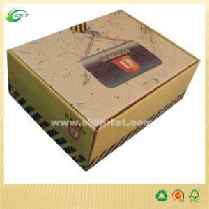 Corrugated Cardboard Box with Color Printing (CKT- CB-409)