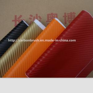 All Kinds of Colors 3D Carbon Fiber Film Vinyl Sticker pictures & photos