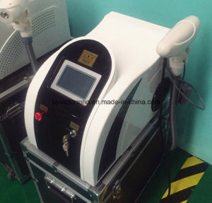 Portable Q-Switch ND: YAG Laser Tattoo Removal Medical Equipment pictures & photos