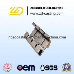 OEM Heat Resistant Alloys Investment Steel Casting pictures & photos
