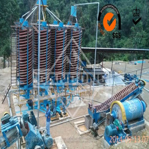 Gravity Spiral Separator for Gold Mining Equipment pictures & photos