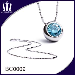 Cheap Steel Ball Bead Chain Necklace Jewelry pictures & photos