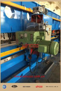 Plate Edge Milling Machine pictures & photos