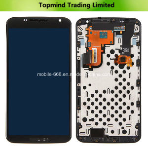 Replacement LCD Display for Motorola Nexus 6 with Touch Screen with Frame pictures & photos