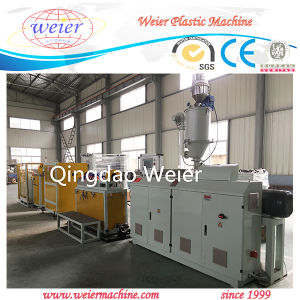 12-140mm PE Spiral Wrapping Band Production Line Machine pictures & photos