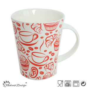 12oz New Bone China Ceramic Coffee Mug pictures & photos