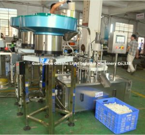 Automatic Teeth Whitening Gel Filling Capping Machine for Barrels pictures & photos