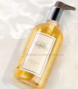 Luxury Hotel Bath Gel, Conditioner Shampoo and Body Lotion Bottle pictures & photos