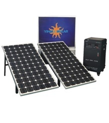 Solar Power System (SZYL-SPS-500W(E300)) pictures & photos