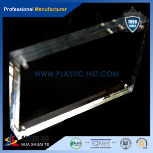 Clear Plexiglass Cast Acrylic Sheet pictures & photos