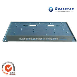 Aluminum Metal Stamping for Electronic Base