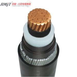 Single Core XLPE Insulation PVC Sheath Electric Power Cable pictures & photos