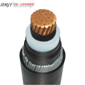 Single Core XLPE Insulation PVC Sheath Electric Power Cable pictures & photos