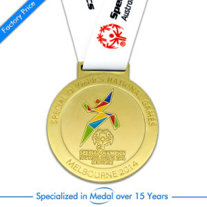 Customized High Quality Baking Varnish Olympic Medal Series Product at Factory Price pictures & photos