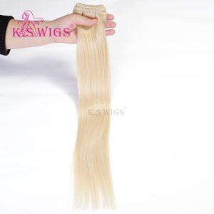 Top Grade Human Hair Extension 100% Indian Human Hair pictures & photos
