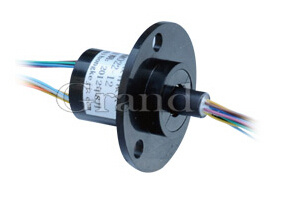 Shell Material Miniature Slip Ring for Wind Power