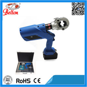 Portable Li-ion Battery Hydraulic Cable Crimping Tool Be-Hc-300 pictures & photos