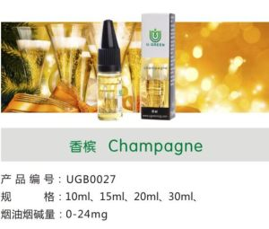 Champagne Flavor E Juice of Drinker & Leisure Series pictures & photos