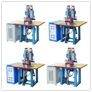 High Frequency Welding Machine for Carpet Embossing \Leather Embossing with Ce Approved pictures & photos
