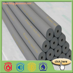 Thermal Insulation Closed Cell Elastomeric Nitrile Rubber Foam Pipe pictures & photos