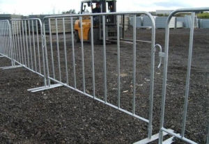 Hot Dipped Galvanized Wire Mesh Removable Temporary Fence pictures & photos