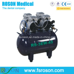 Noiseless Dental Air Compressor Without Oil pictures & photos