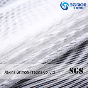 Power Mesh-Polyester Spandex Square Mesh Fabric for Sportswear pictures & photos